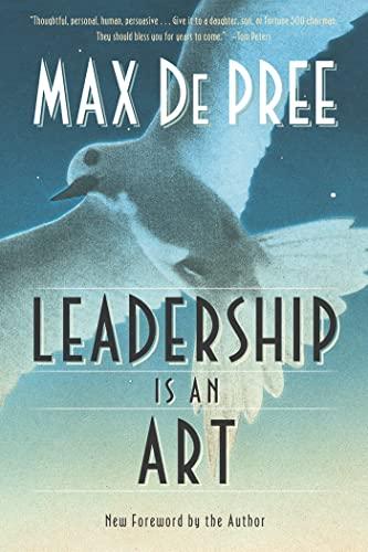 9780385512466: Leadership Is an Art
