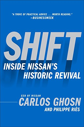 Shift: Inside Nissan's Historic Revival: Ghosn, Carlos/ Ries,