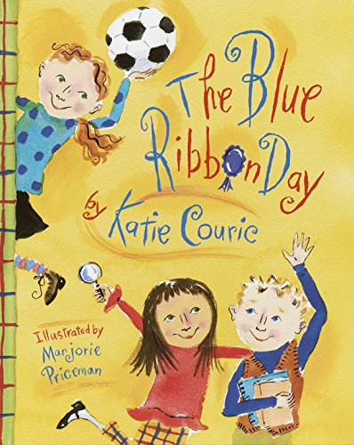 9780385512923: The Blue Ribbon Day