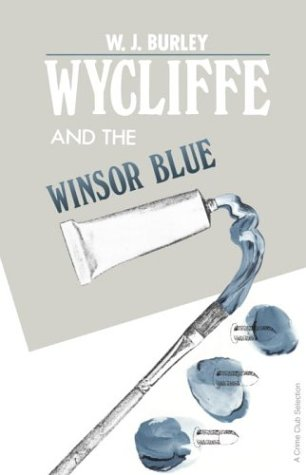 9780385512954: Wycliffe and the Winsor Blue