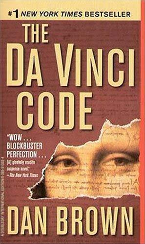 Dan Brown Da Vinci Code Book