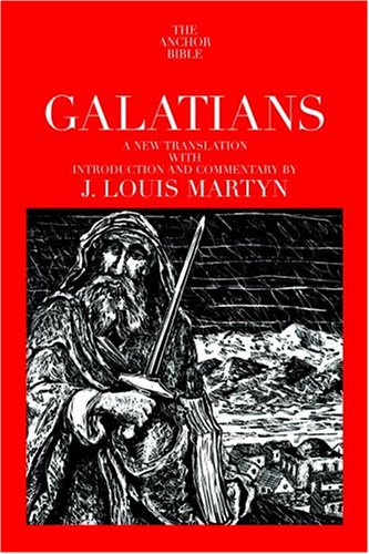 9780385513777: Galatians (Anchor Bible)