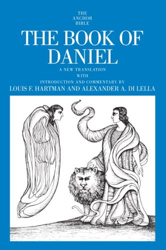 9780385516020: The Book of Daniel (Anchor Bible)