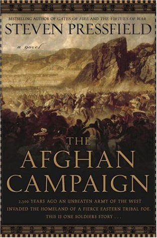 The Afghan Campaign: Pressfield, Steven