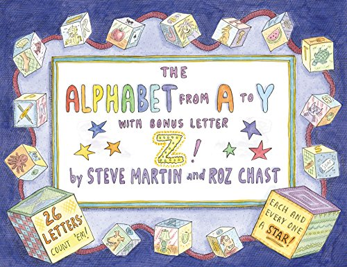 9780385516624: The Alphabet from A to Y with Bonus Letter Z!