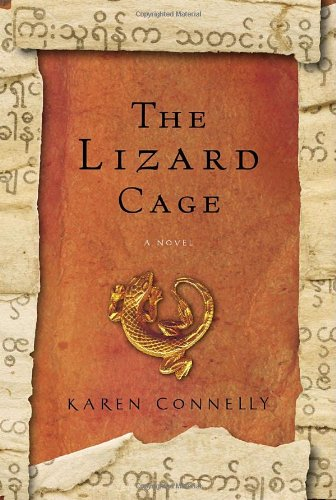 The Lizard Cage: Connelly, Karen