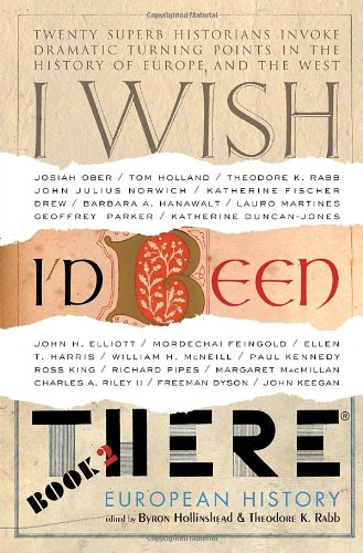 9780385519083: I Wish I'd Been There, Book Two: European History
