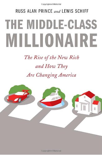 9780385519274: The Middle-Class Millionaire: The Rise of the New Rich and How They Are Changing America