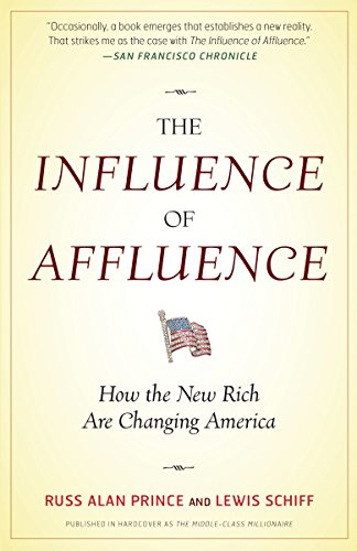 9780385519281: The Influence of Affluence: How the New Rich Are Changing America