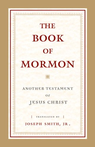 9780385519472: The Book of Mormon: Another Testament of Jesus Christ