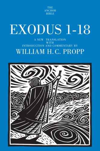 9780385519755: Exodus 1-18: A New Translation with Notes and Comments (Anchor Bible)