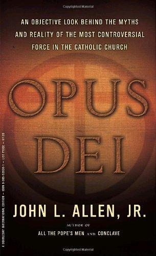 Opus Dei (0385520301) by John Allen