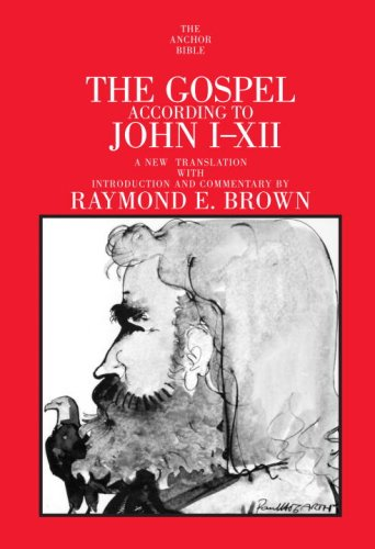 9780385520959: The Gospel According to John I-XII: A New Translation with Introduction ANS Commentary by (Anchor Bible)