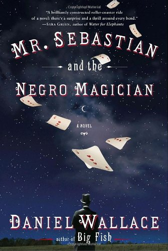 Mr. Sebastian and the Negro Magician: A Novel: Wallace, Daniel