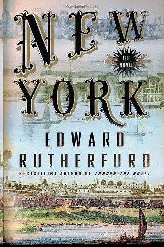 9780385521383: New York: The Novel