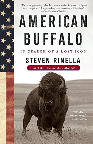 9780385521697: American Buffalo: In Search of a Lost Icon