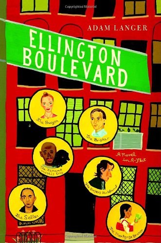 Ellington Boulevard: A Novel in A-Flat: Langer, Adam