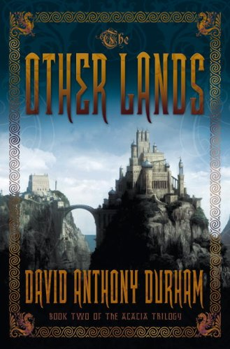 The Outer Lands **Signed**: Durham, David Anthony