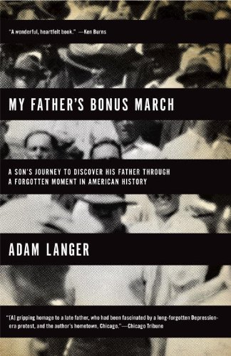 9780385523738: My Father's Bonus March