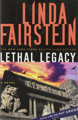 Lethal Legacy: Fairstein, Linda