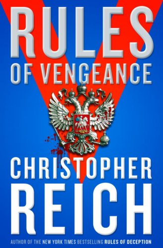 RULES OF VENGEANCE (SIGNED): Reich, Christopher