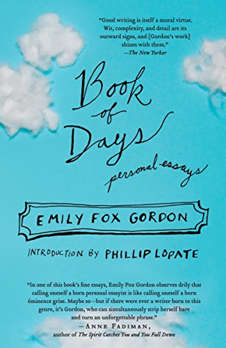 9780385525893: Book of Days: Personal Essays