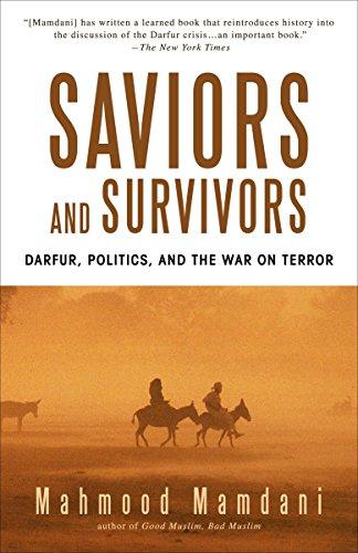 9780385525961: Saviors and Survivors: Darfur, Politics, and the War on Terror