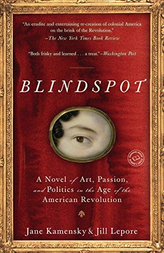 9780385526203: Blindspot: A Novel (Random House Reader's Circle)