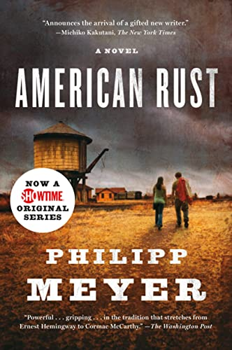 9780385527521: American Rust (Random House Reader's Circle)