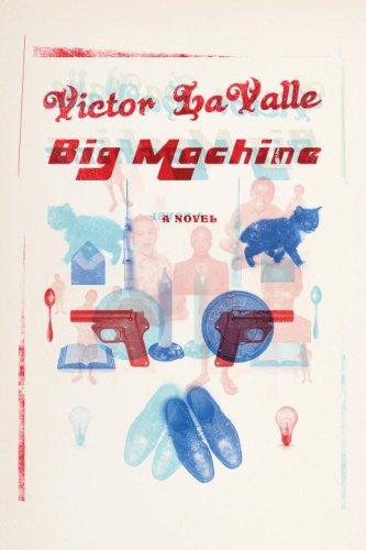 9780385527989: Big Machine: A Novel
