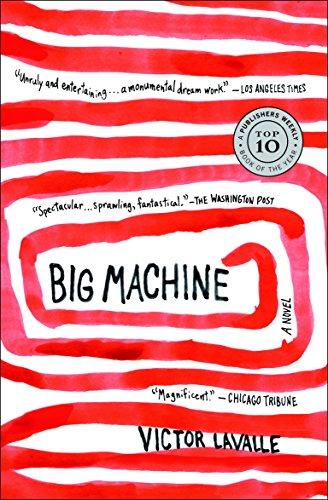 9780385527996: Big Machine: A Novel