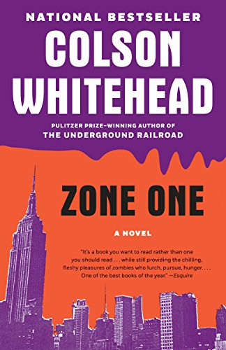 Zone One (Signed First Edition): Colson Whitehead
