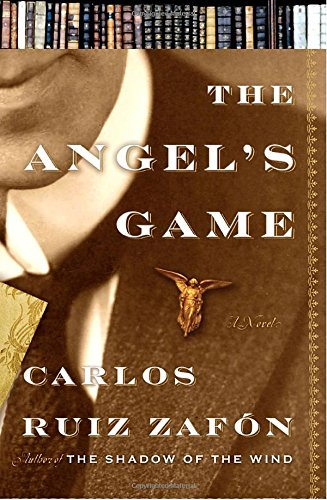 The Angel's Game *SIGNED* Advance Reading Copy: Carlos Ruiz Zafón