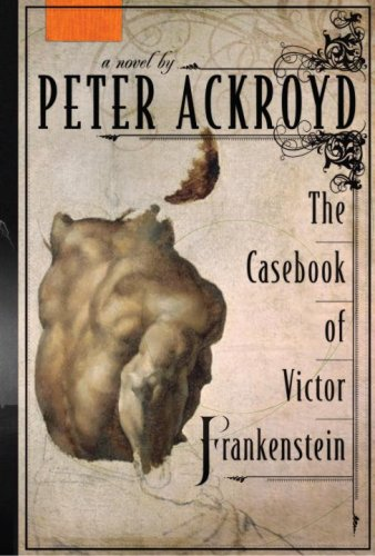 9780385530842: The Casebook of Victor Frankenstein: A Novel
