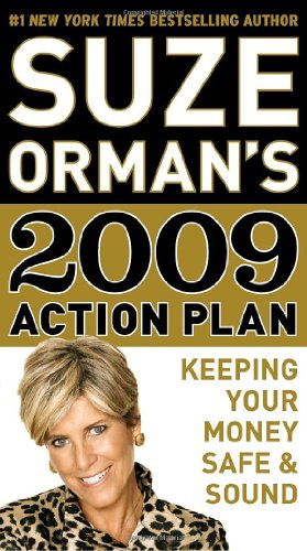 9780385530934: Suze Orman's 2009 Action Plan: Keeping Your Money Safe & Sound