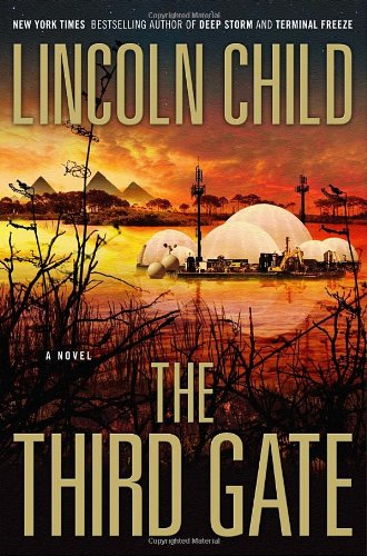 The Third Gate (Jeremy Logan) (0385531389) by Lincoln Child