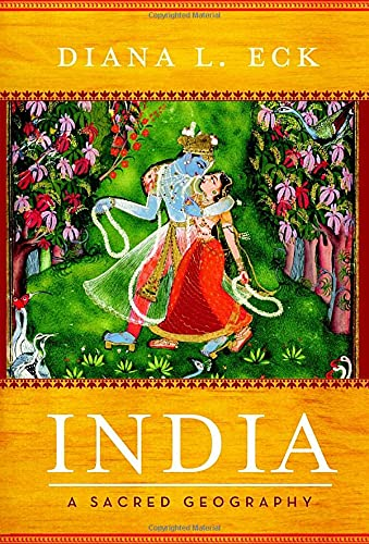 9780385531900: India: A Sacred Geography