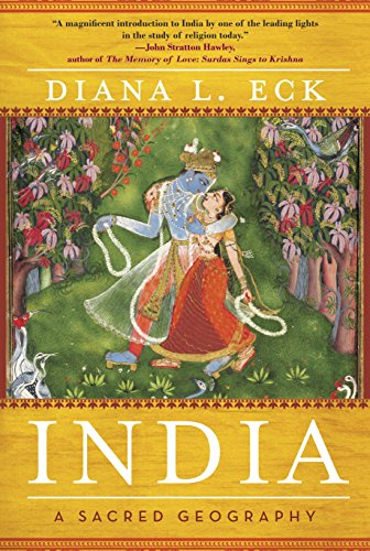 9780385531924: India: A Sacred Geography