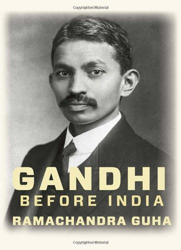 9780385532297: Gandhi Before India