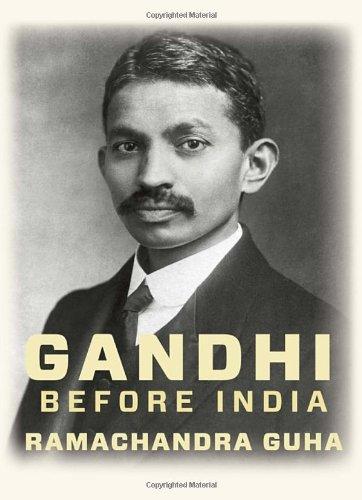 9780385532297: Gandhi Before India