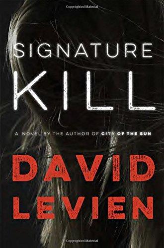 9780385532556: Signature Kill: A Novel (Frank Behr)