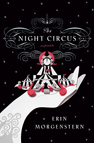 The Night Circus ***SIGNED, DATED & LINED***: Erin Morgenstern