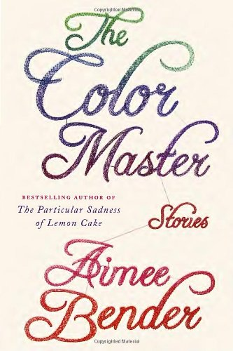 9780385534895: The Color Master: Stories