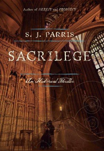 9780385535472: Sacrilege: A Novel