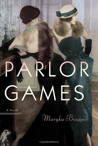 9780385536226: Parlor Games: A Novel