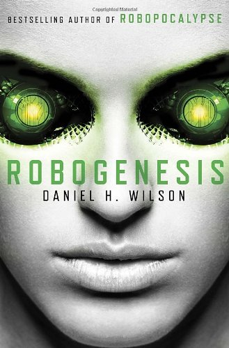 Robogenesis Signed 1st 1st Hardcover NEW