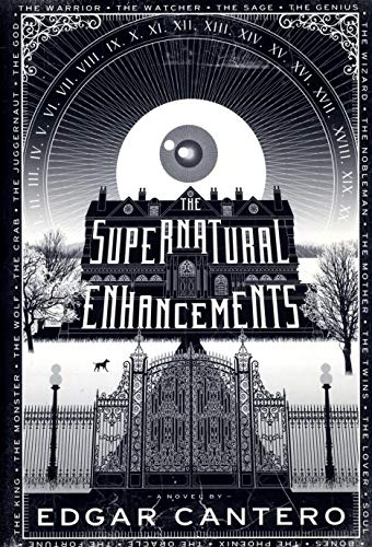 9780385538152: The Supernatural Enhancements