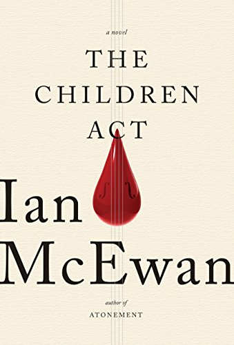 The Children Act, SIGNED: McEwan, Ian