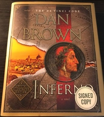 Inferno: Special Illustrated Edition: Brown, Dan