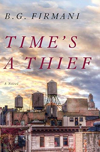 9780385541862: Time's a Thief: A Novel